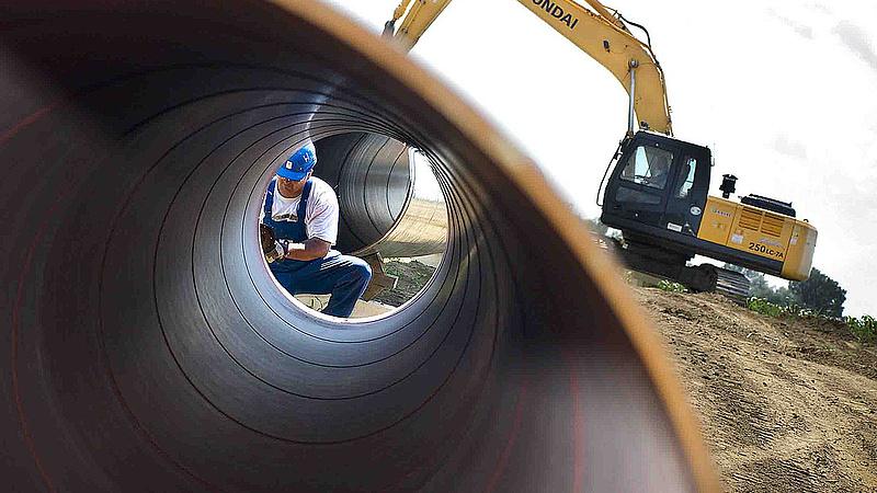 Összekapcsolják a román és bolgár gázhálózatot