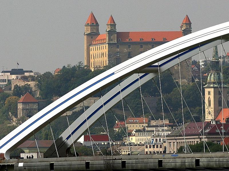 Megdőlt a Duna vízszintrekordja Pozsonynál