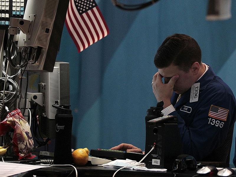 Veszteséggel zártak az amerikai piacok