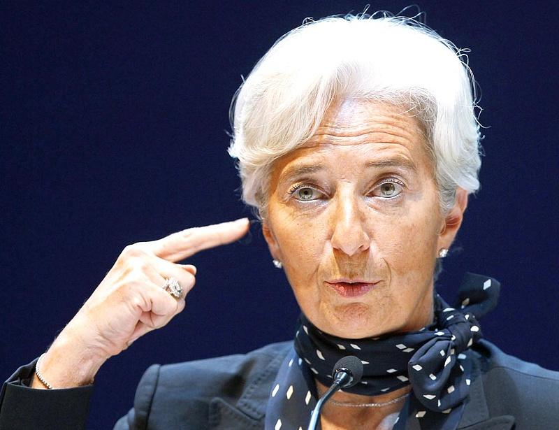 Lagarde támasztotta fel a BUX-ot