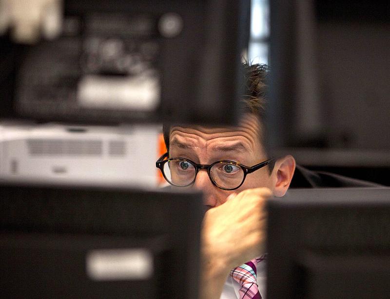 Hároméves mélyponton az euróövezeti PMI