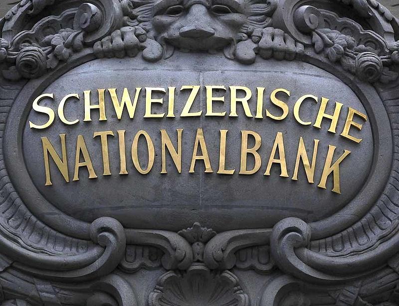 Rekordszintre nőttek Svájc devizatartalékai