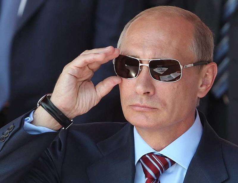 Putyin megbízható barátról beszélt