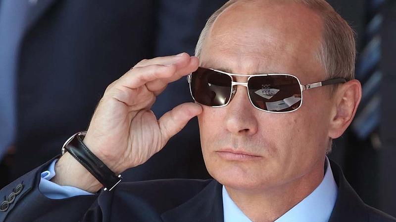 Putyin lezárta a határt