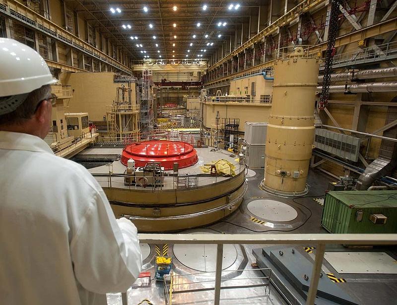 Atomenergia: Putyin nagy bejelentést tett
