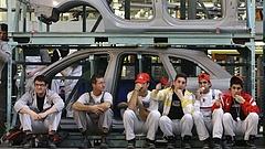A négynapos munkaidőt javasolnak a német autóiparban