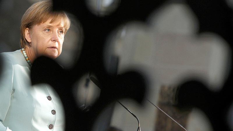 Kapott egy jó hírt Merkel