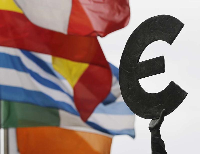 Stagnál az eurózóna gazdasága