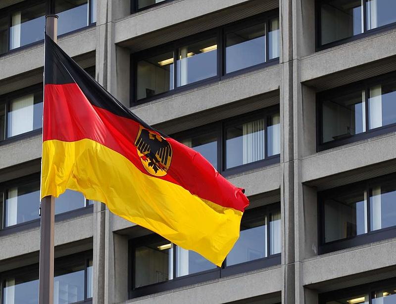 Kétéves csúcson a német gazdaság növekedése