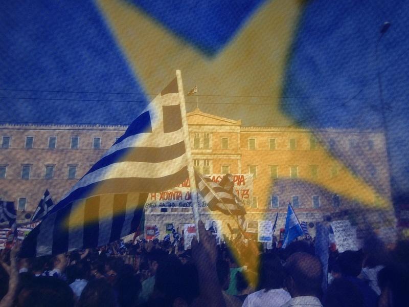 A görögök miatt esett Európa