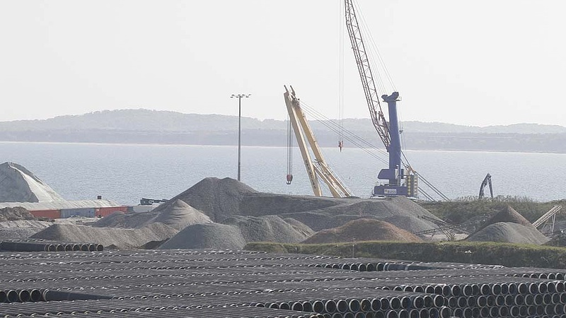 Az oroszok újra építik az Északi áramlat 2-t
