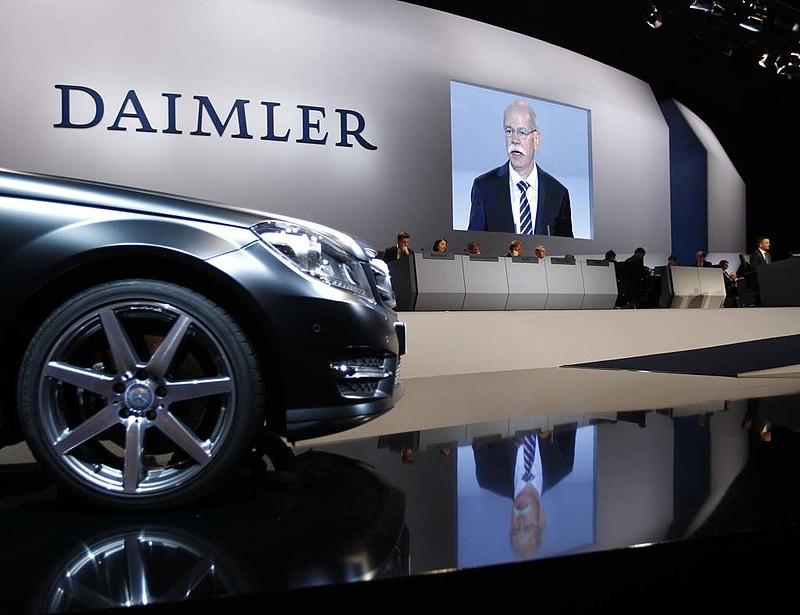 A Daimler vezére nem aggódik a kínaiak miatt
