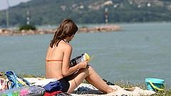 Ennek nem örülnek a balatoni strandolók