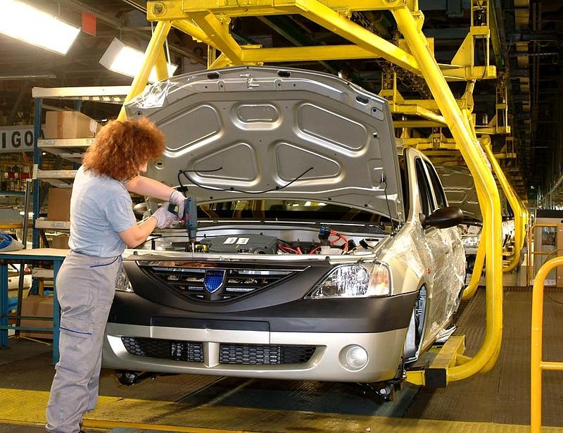 A román GDP 6 százalékkal nőtt a második negyedévben