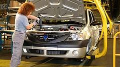 Leállt a Dacia romániai üzeme