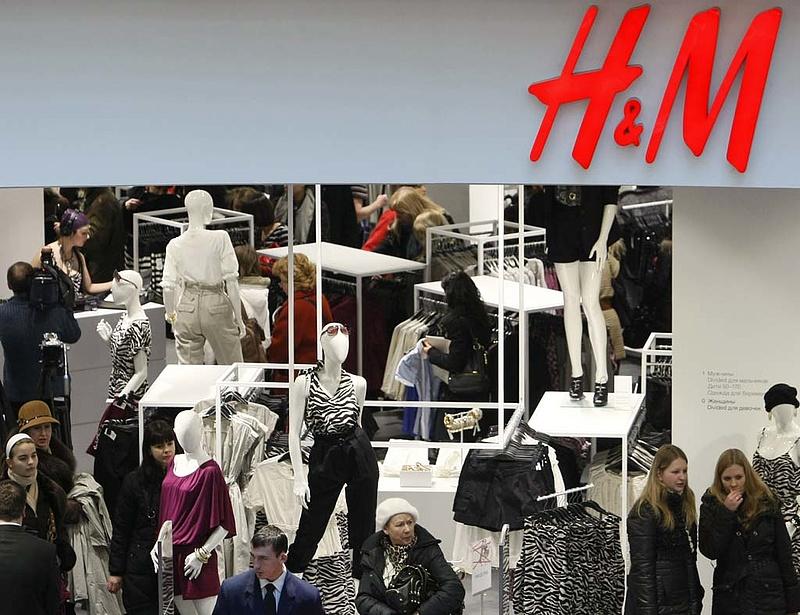 A világ egyik legnagyobb H&M-üzlete nyílik Budapesten