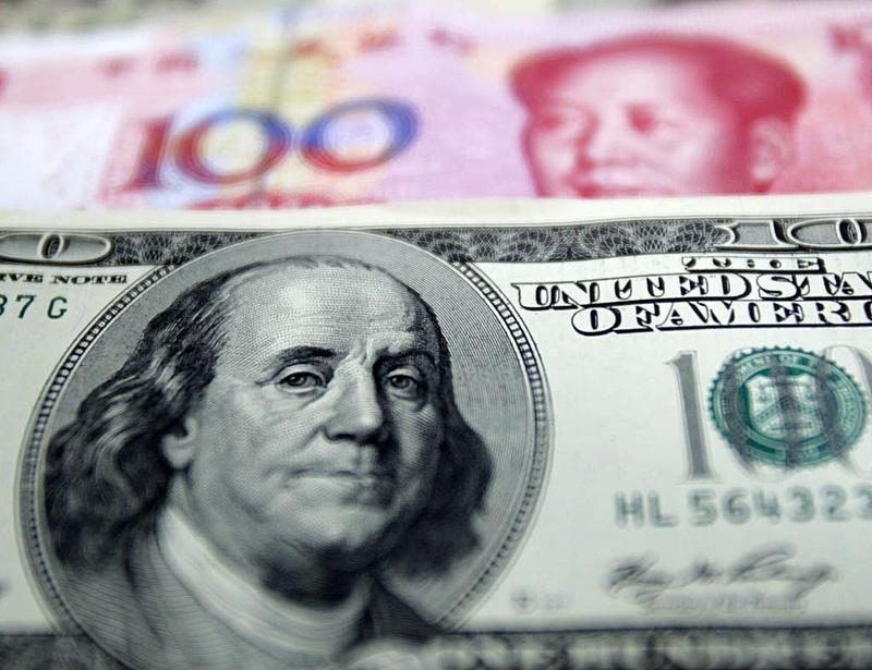 Kína odacsapott a jüannak