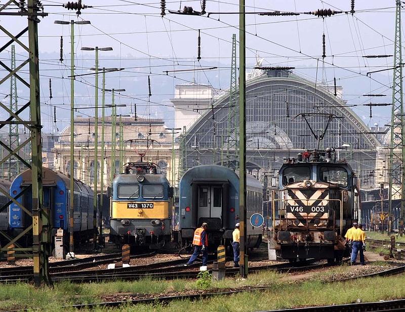 Növekvő utasforgalomra számít a MÁV