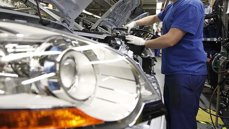 Bajba kerültek a szlovákiai autógyártók
