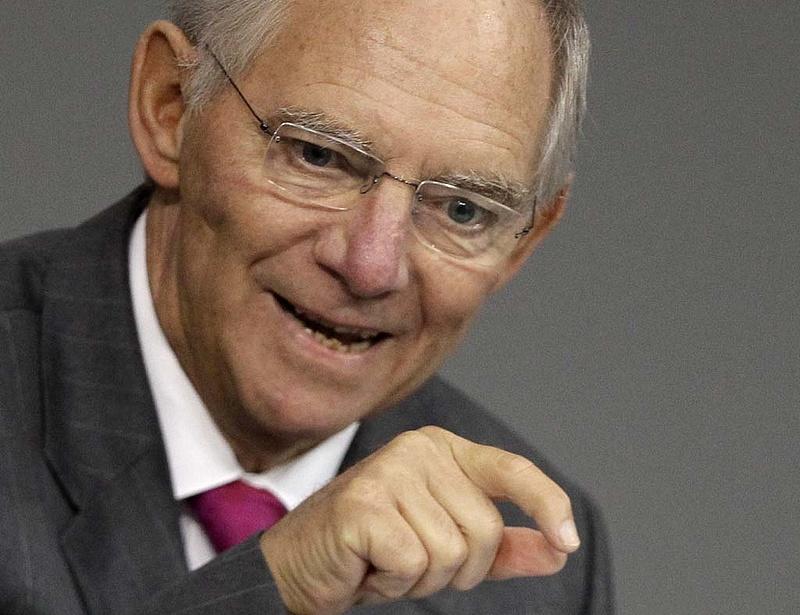 Beszólt Athénnak a német pénzügyminiszter