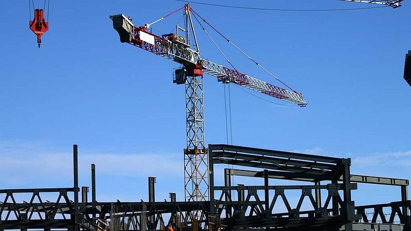 Borús kilátások az építőiparban