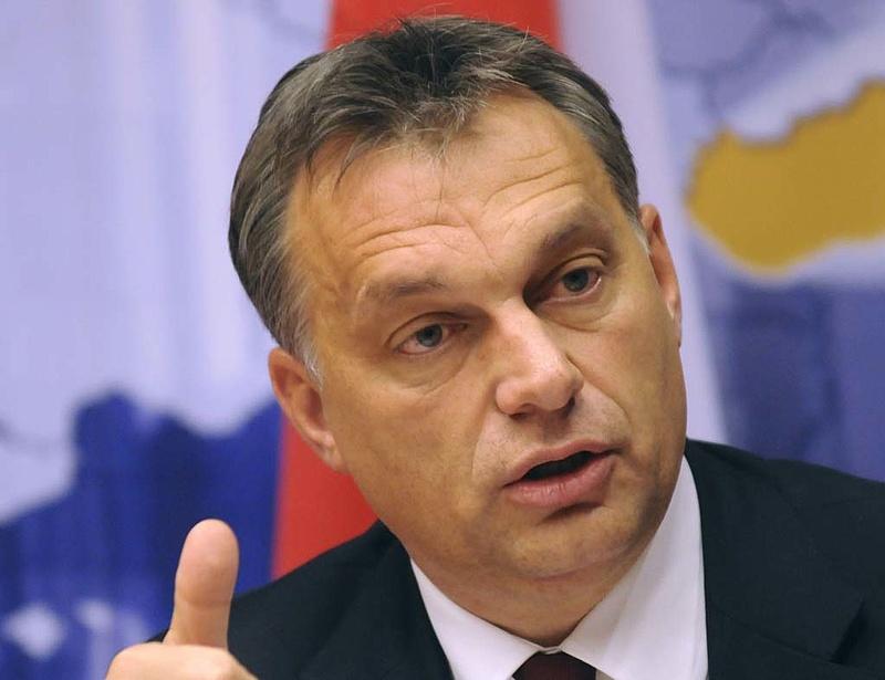 Amerikai portál Orbán mellett