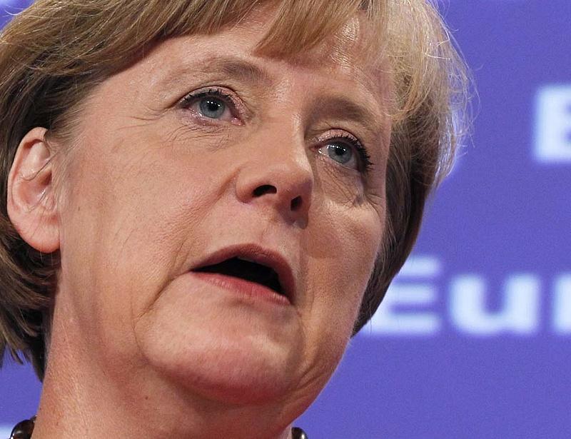 Mire készülnek Merkelék?