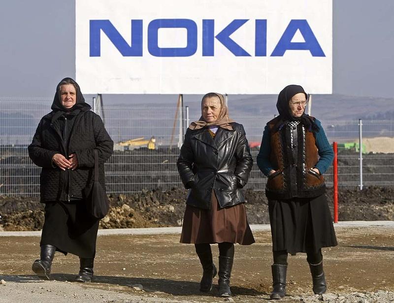 Folytatja a leépítést a Nokia - Magyarország is érintett?