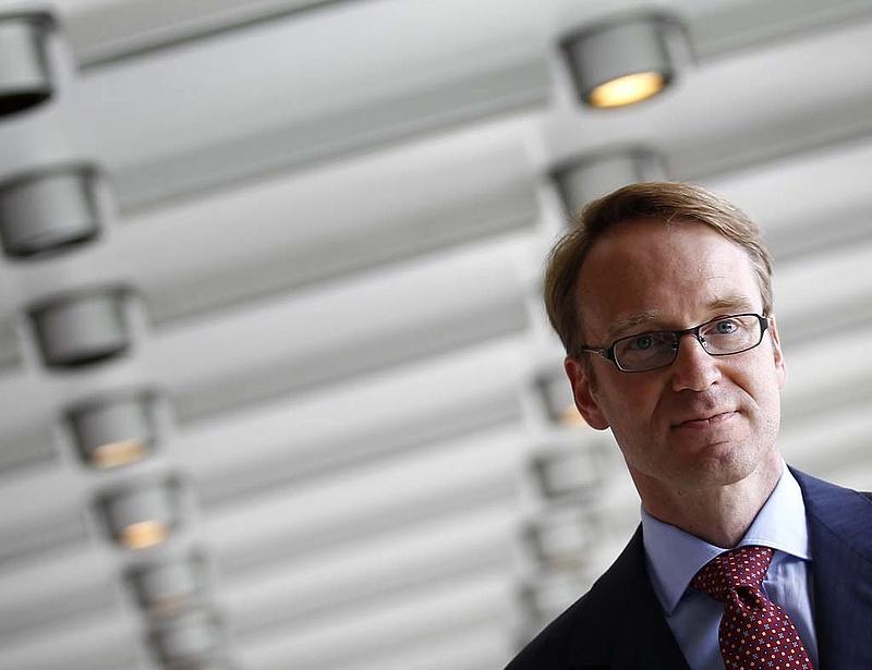 A lemondást fontolgatta a Bundesbank elnöke