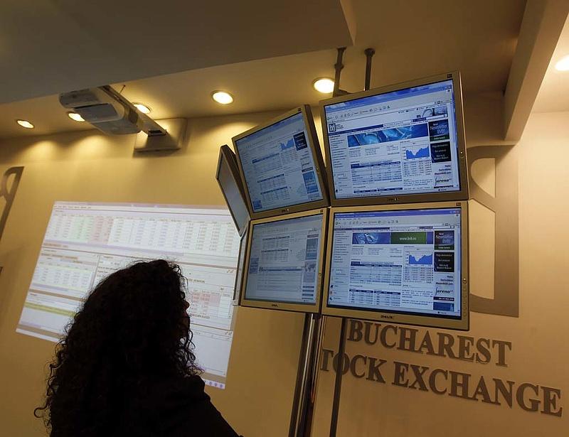 Beavatkozott a jegybank? Kifelé tartanak a befektetők Bukarestből