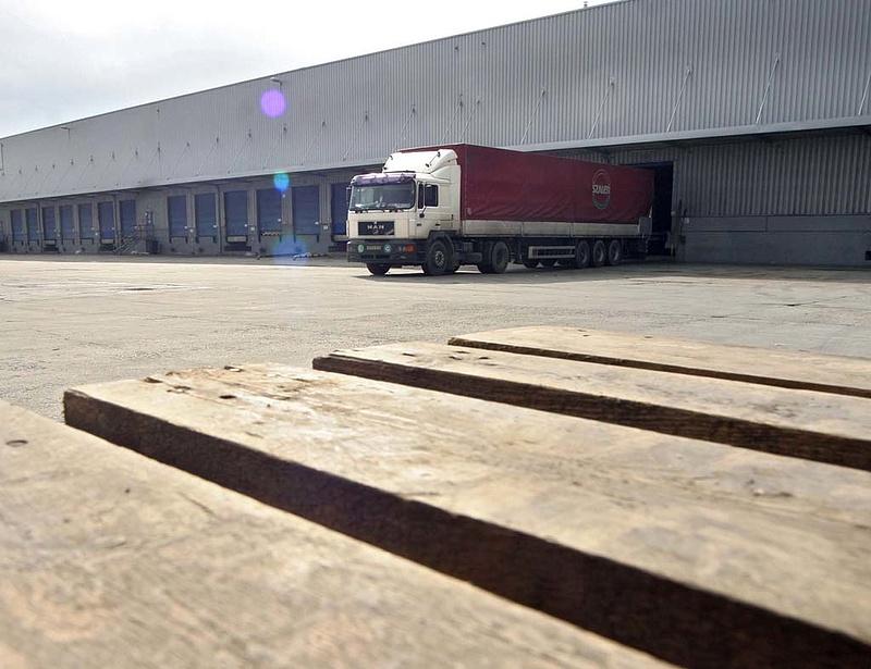 Uniós pénzből épül a kecskeméti logisztikai központ