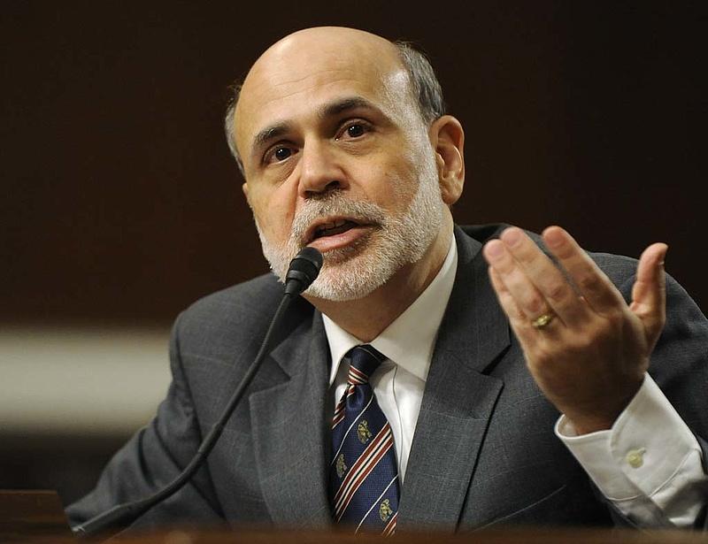 Bernanke nem adott iránymutatást