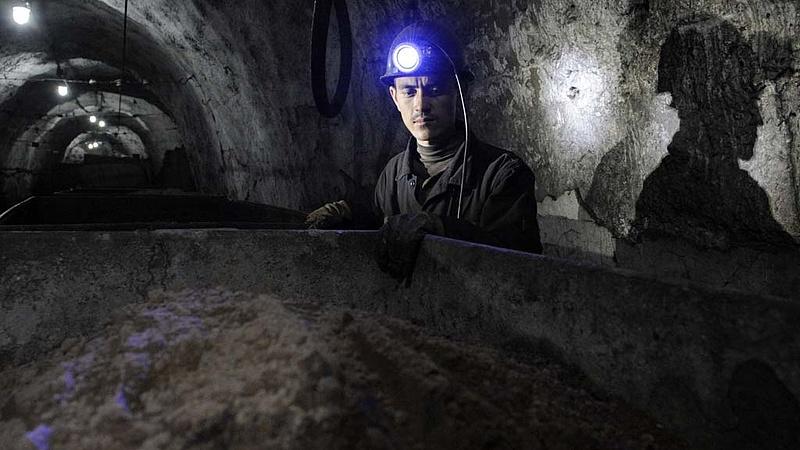 Beomlott egy szénbánya Erdélyben
