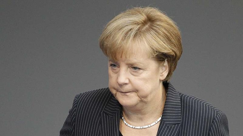 Merkel hetekre kiütheti Németországot - itt a prognózis