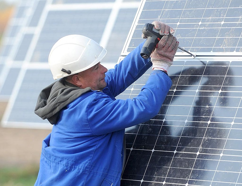 Már naperőműve is van a magyar sikercégnek