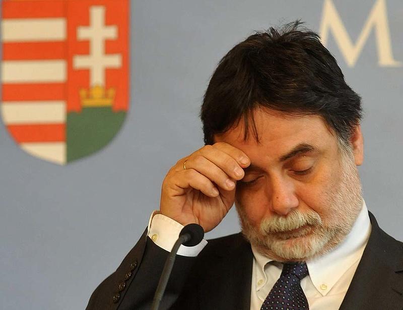 Fellegi: Lemondásával nem gyenül az IMF-delegáció súlya