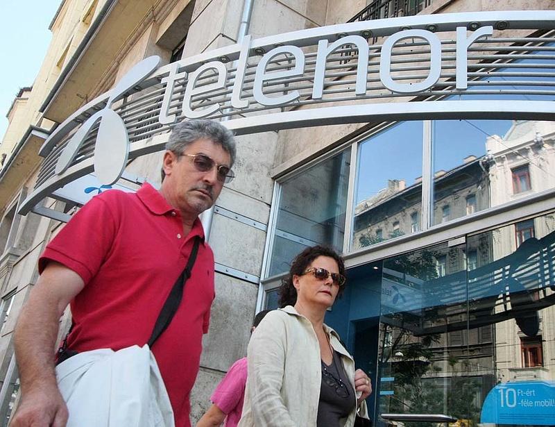 Növelte eredményét a Telenor Magyarország