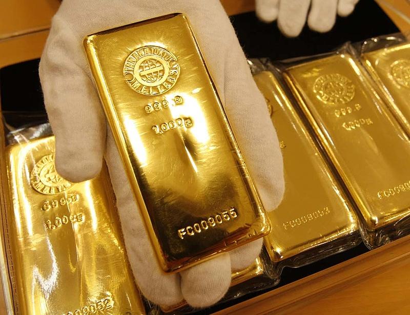 Még bíznak az aranyban a guruk