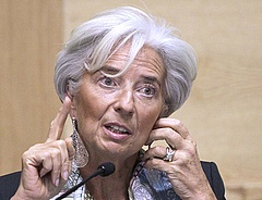Fokozatosságot javasol az IMF-vezér