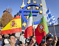 Olasz és spanyol biztosítókat veszélyeztetnek a görögök
