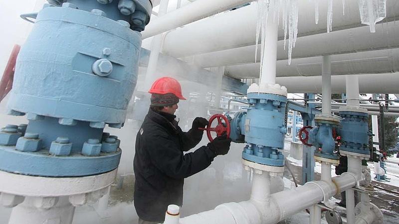 Gáz van Magyarországon? - Kiürülnek a kereskedelmi gáztározók