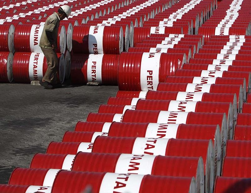 Katasztrofális lesz az OPEC bevételkiesése