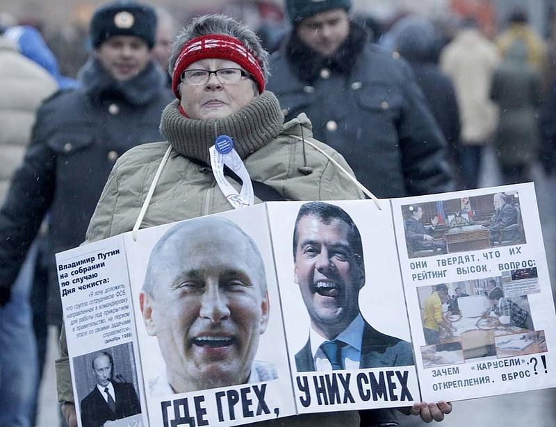 Unortodox fegyvereket vetnek be az oroszok
