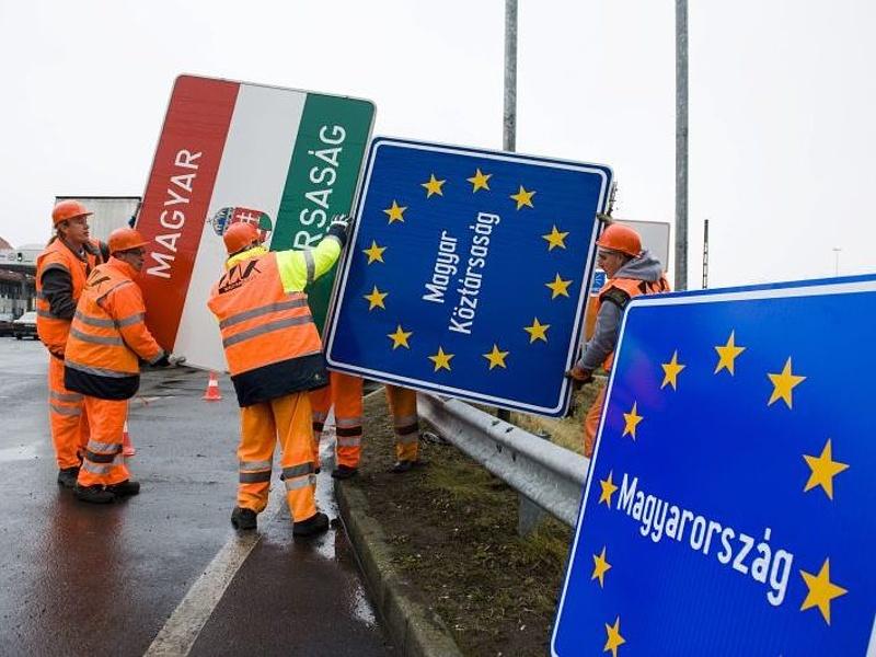 Beállt a magyar határ: se ki, se be!