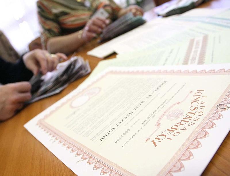 Csökkent a 3 hónapos diszkont kincstárjegy aukciós átlaghozama