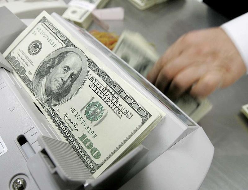 Készpénzben úsznak a nagyvállalatok