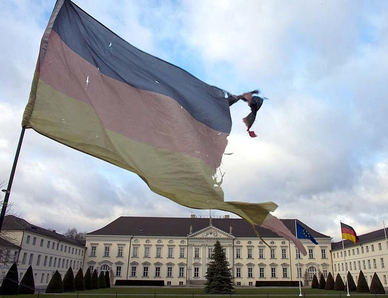 Csökkent a német külkereskedelmi többlet