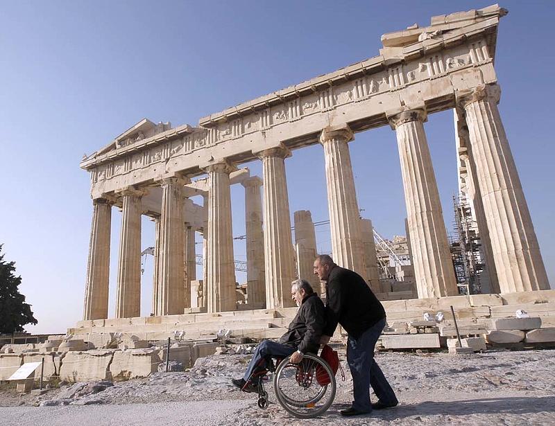 Ultimátumot kapott Görögország - nem lesz több pénz