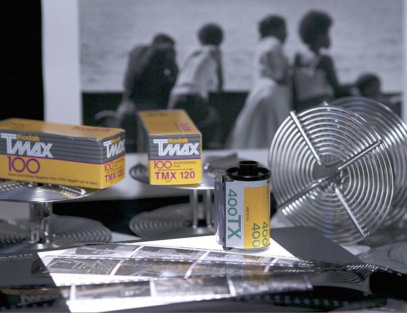 Csődbe menekül a Kodak