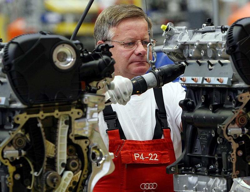 Elégedett magyarországi helyzetével az Audi
